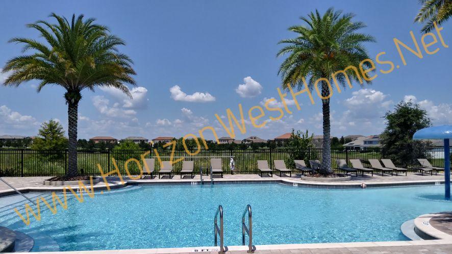 Twinwater Pool Winter Garden Florida