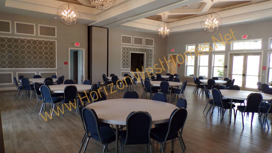Waterleigh Clubhouse Event center Winter Garden Florida