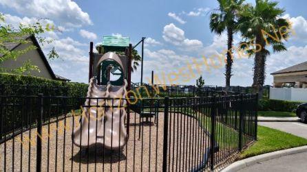 Alexander Ridge homes for sale playground by Pool Winter Garden Florida
