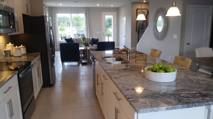 Luxury Homes for sale.  Kitchen Upgrades
