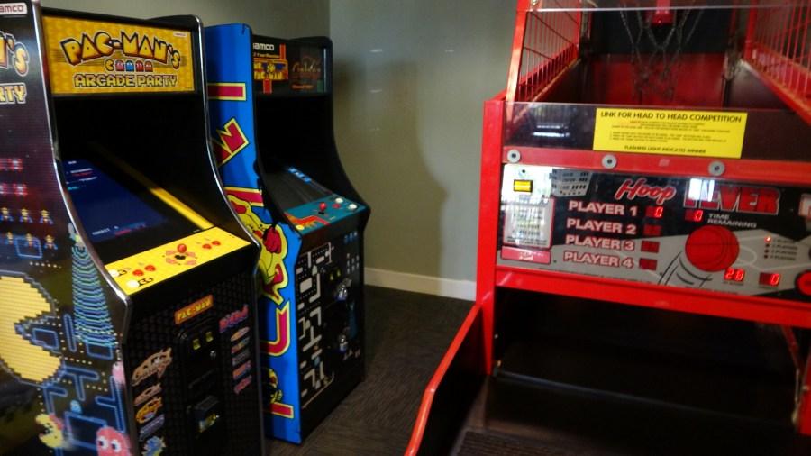 Windsor Hills Game Room Arcade Kissimmee Vacation Resort