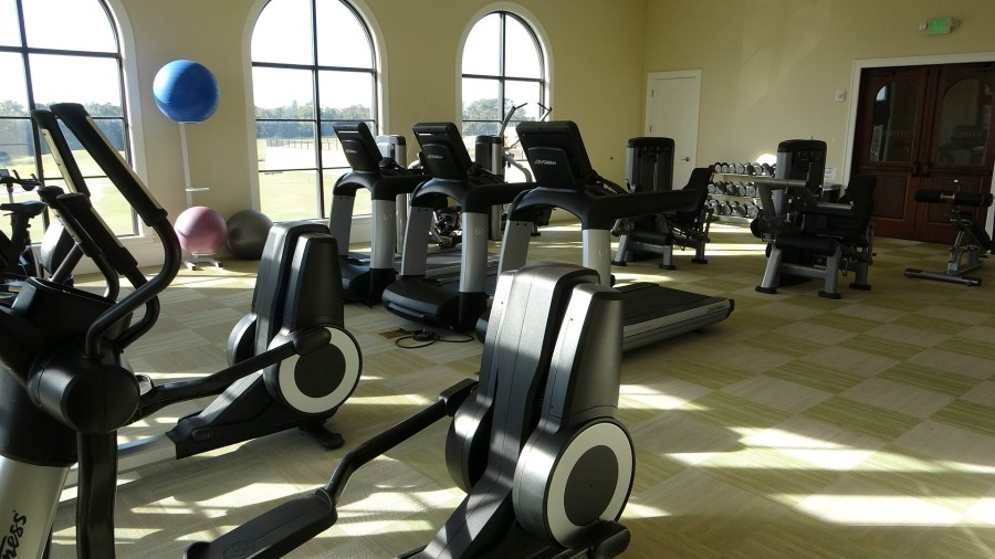 Fitness Center In Reunion Resort, Eagle Trace, The Bears Den, Spectrum+