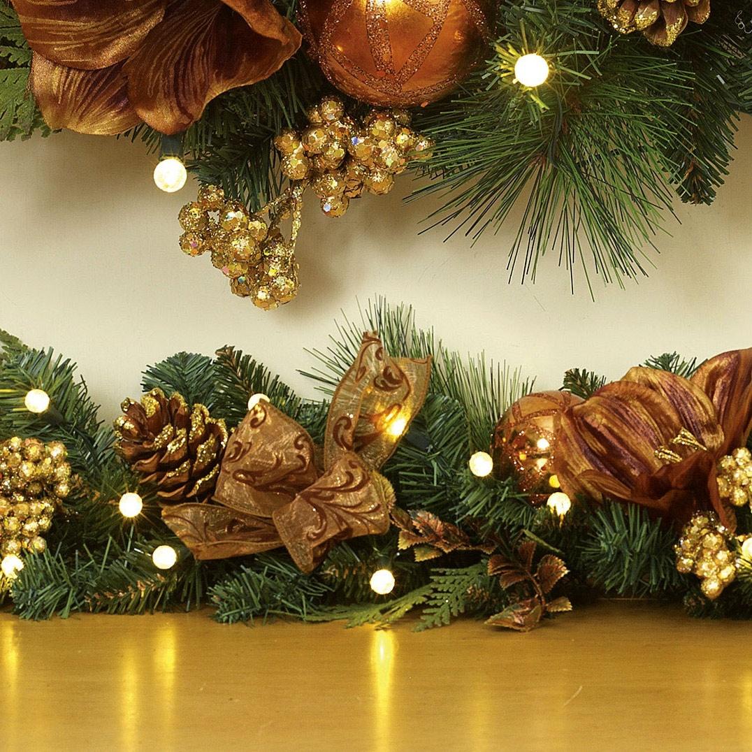 Christmas Lights Led Icicle