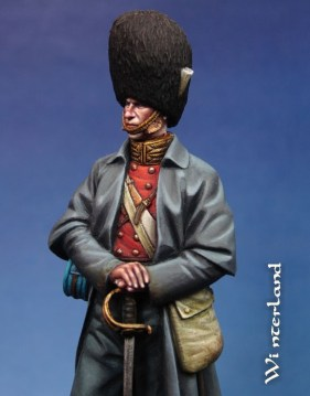 Grenadier Guard Inkerman 1854