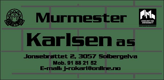 Murmester Karlsen