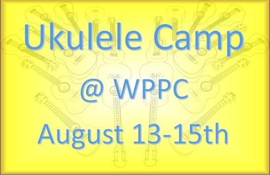 Ukulele Camp 2019 Teaser Poster