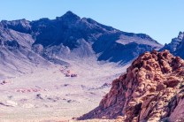1011 The Valley of Fire Rock Formations