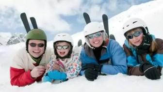 Wintersport Europa