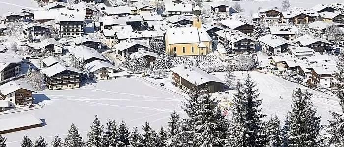 Wintersport in Westendorf