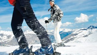 Wintersport in Tirol voor beginners