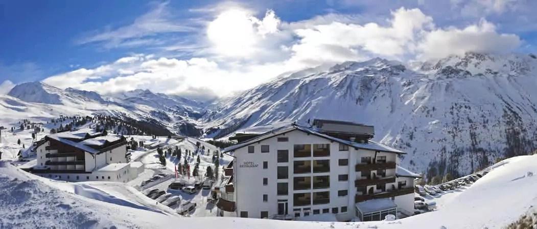 Wintersport hotels
