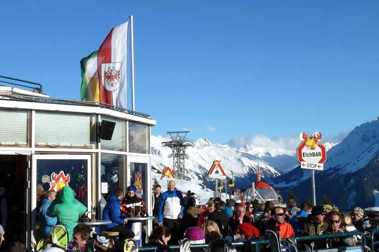 Après-Ski Oostenrijk
