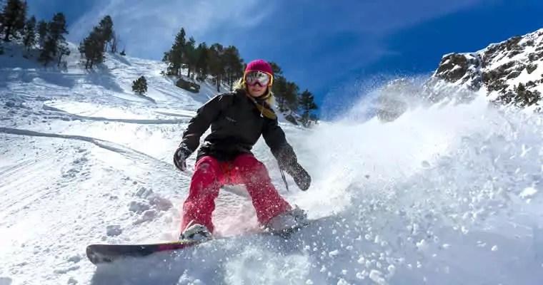 TUI wintersport Andorra