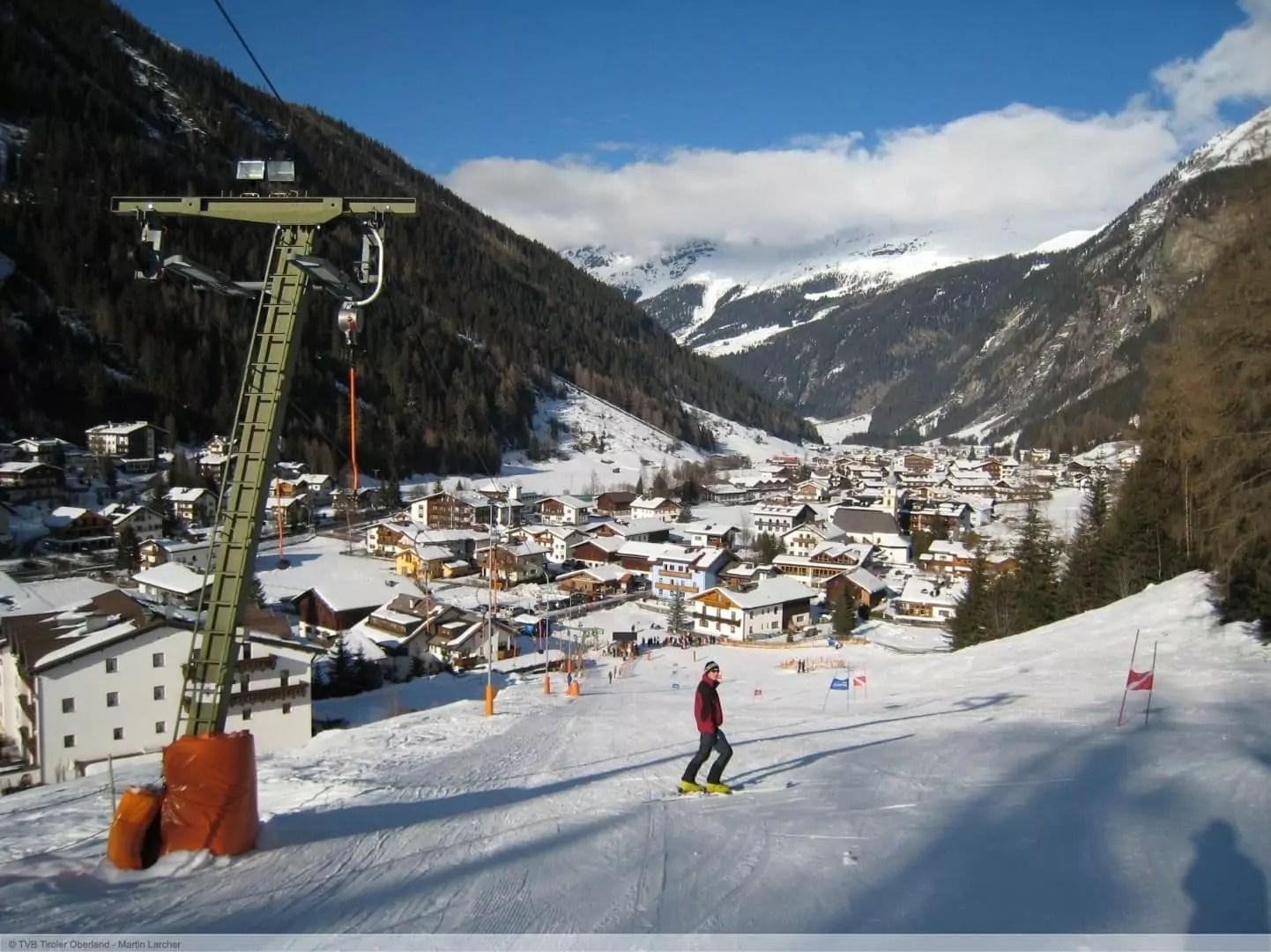 wintersport en aanbiedingen in Feichten