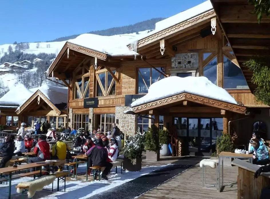 Wintersport in Fieberbrunn