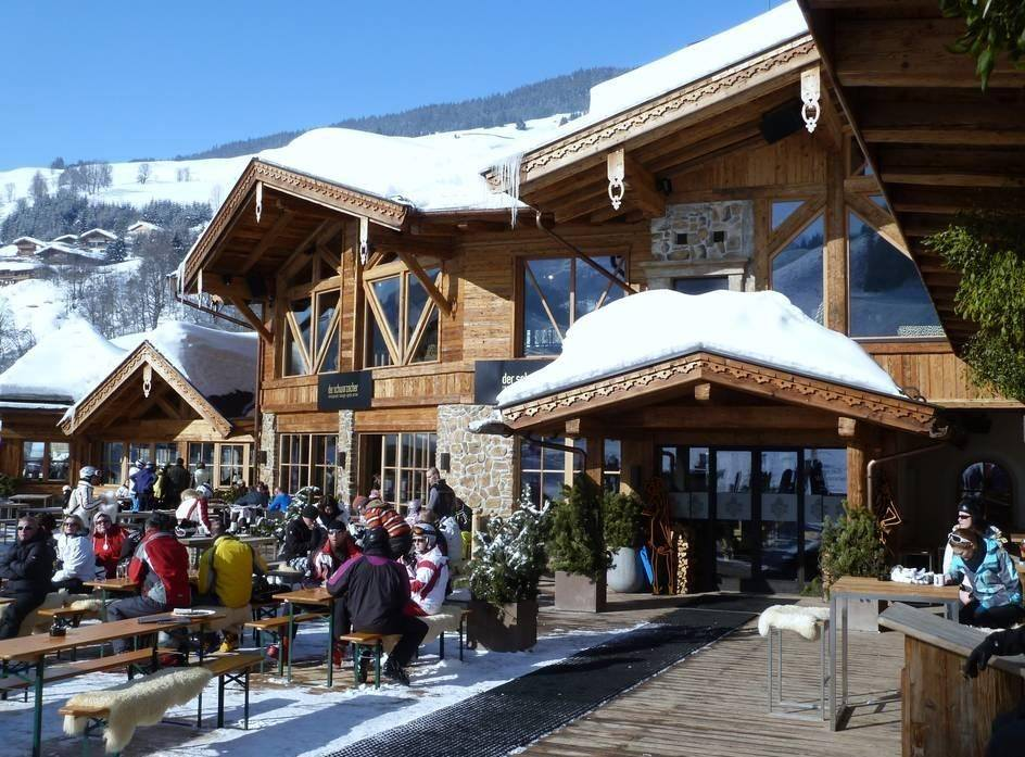 après-ski in Fieberbrunn