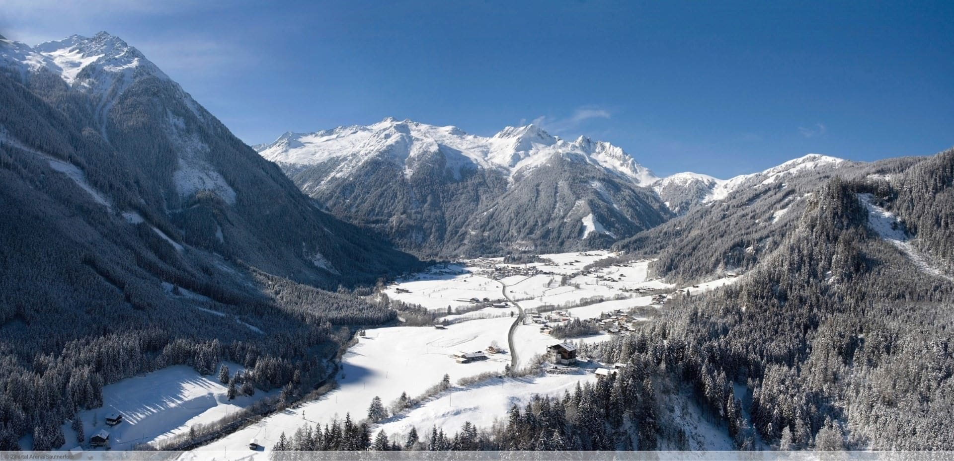 wintersport en aanbiedingen in Krimml