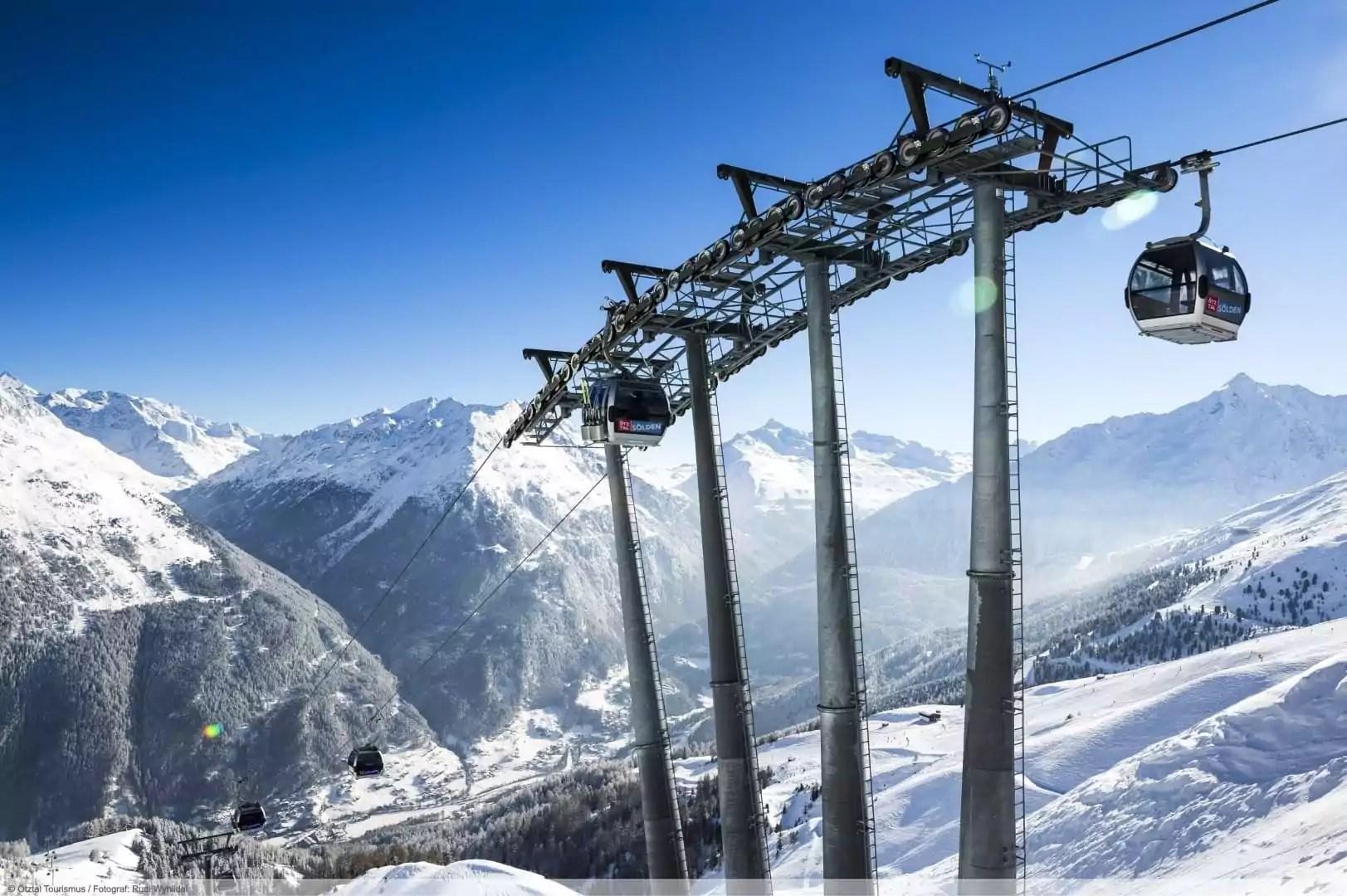 wintersport en aanbiedingen in Sölden