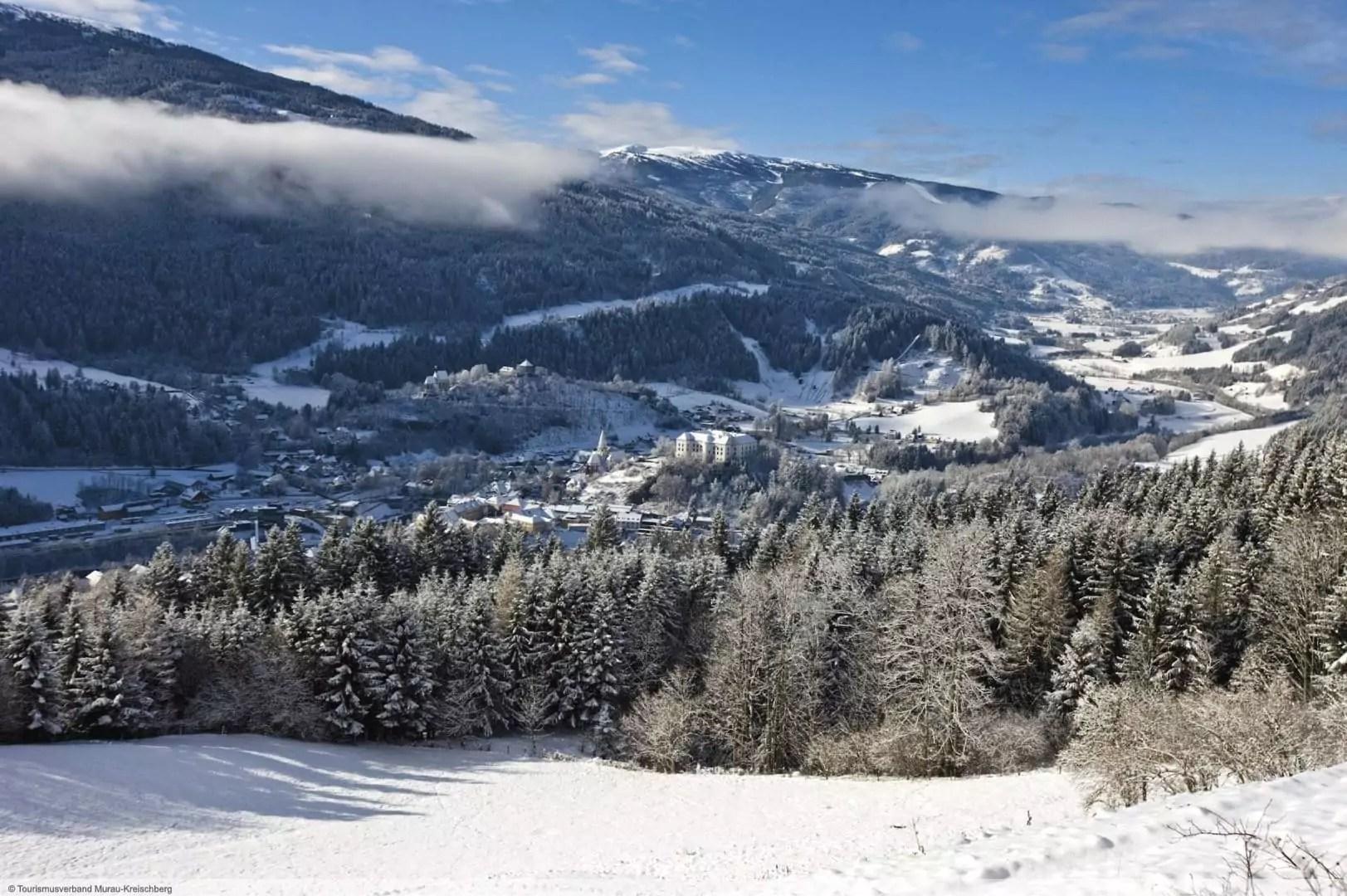 wintersport en aanbiedingen in St. Georgen ob Murau