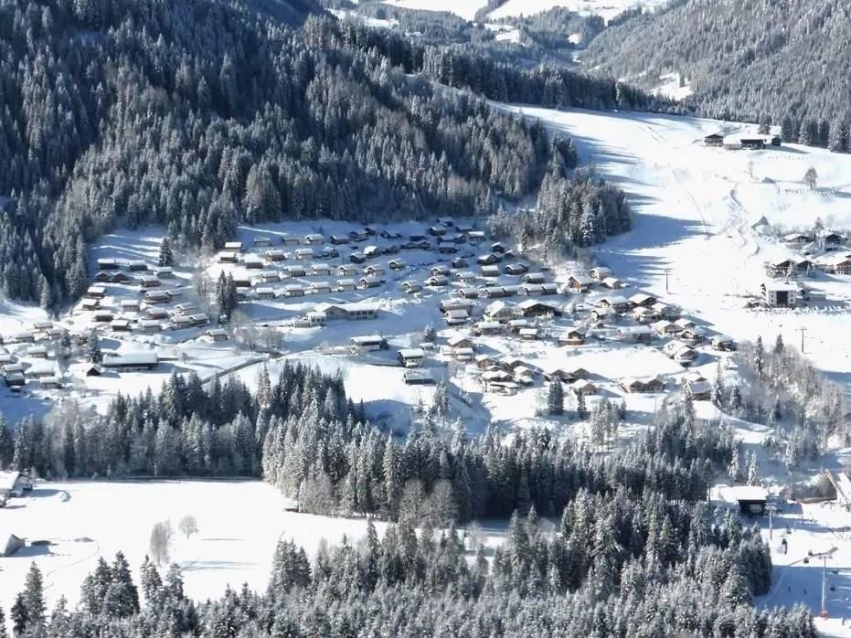 wintersport en aanbiedingen in Annaberg im Lammertal