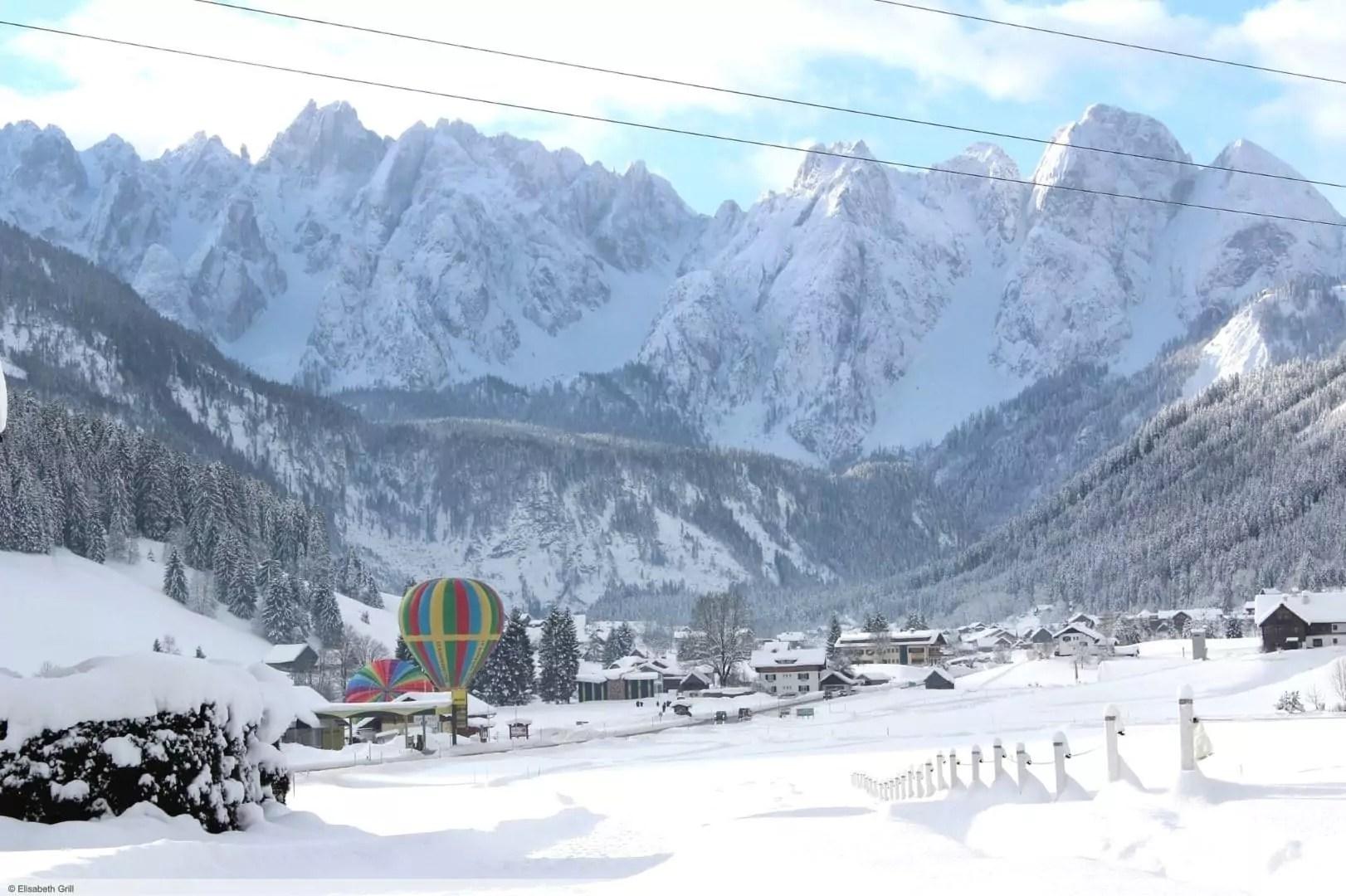 wintersport en aanbiedingen in Gosau