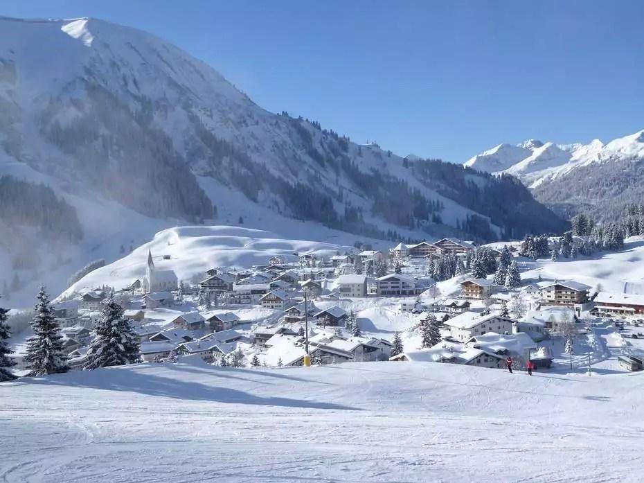 wintersport en aanbiedingen in Heiterwang