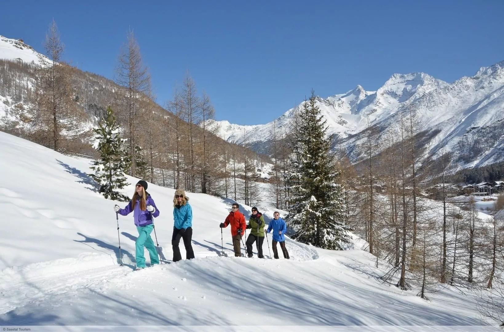après-ski in Saas-Fee