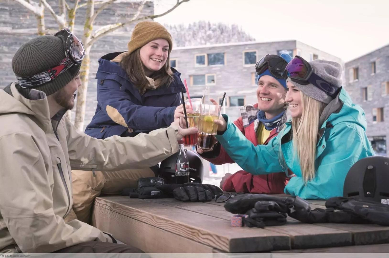 après-ski in Flims Laax Falera