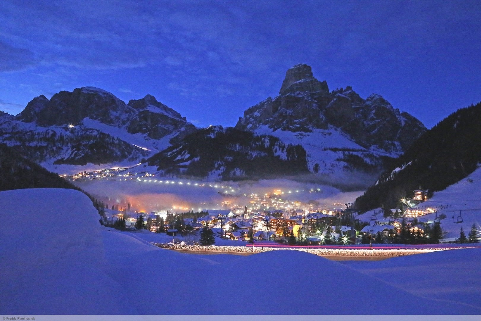 wintersport en aanbiedingen in Corvara