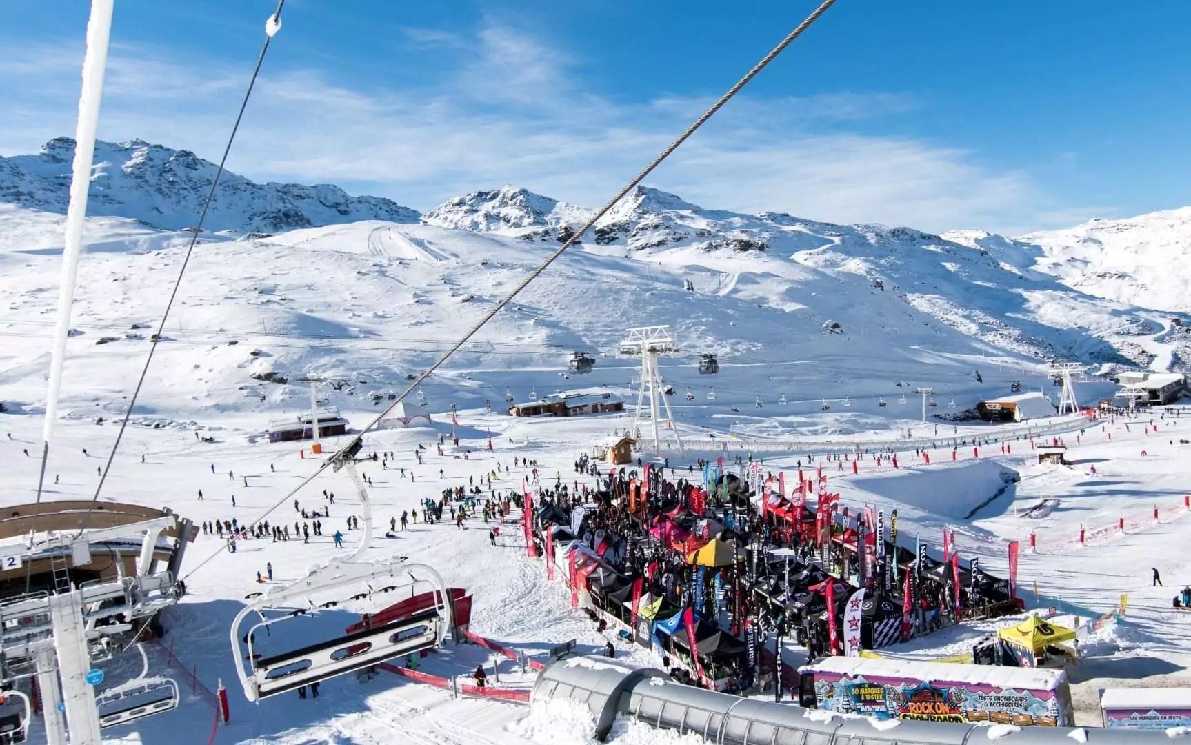 après-ski in Val Thorens