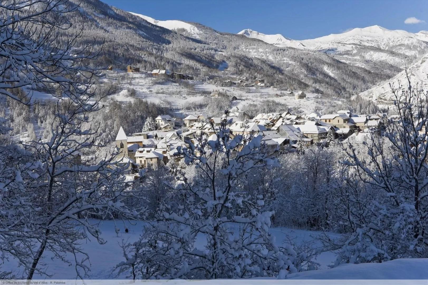 wintersport en aanbiedingen in Val d'Allos (Pra Loup)