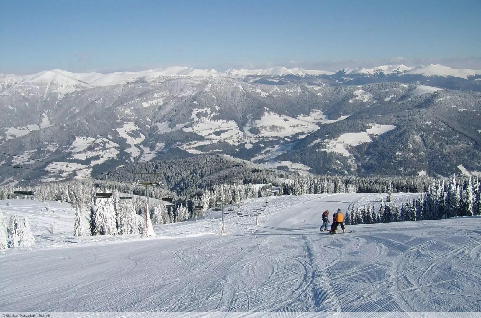 wintersport en aanbiedingen in Treffen
