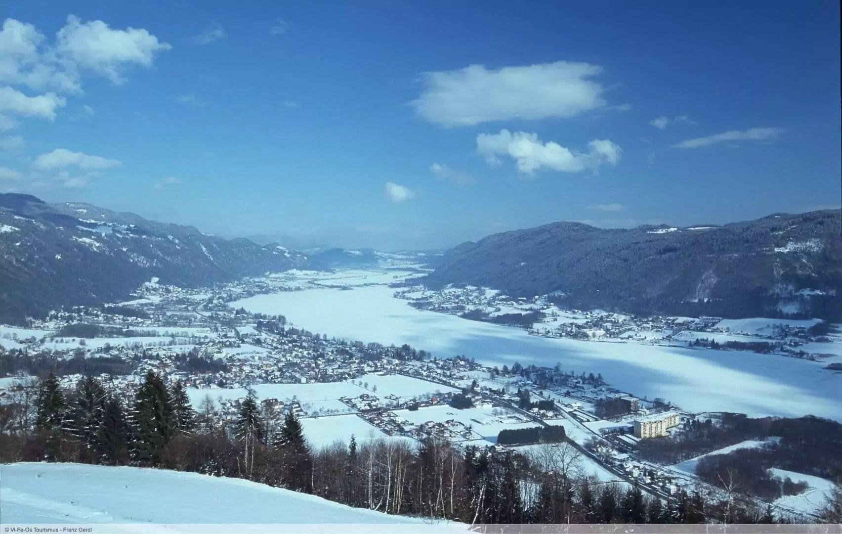 wintersport en aanbiedingen in Bodensdorf