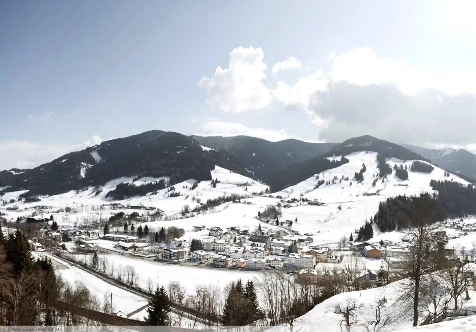 wintersport en aanbiedingen in Leogang