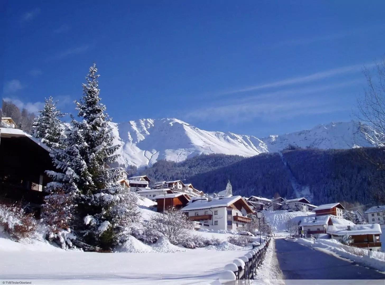 wintersport en aanbiedingen in Fendels