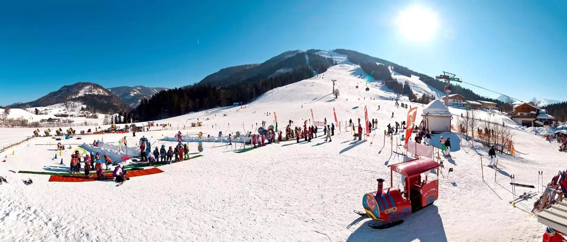 wintersport en aanbiedingen in Schwendt