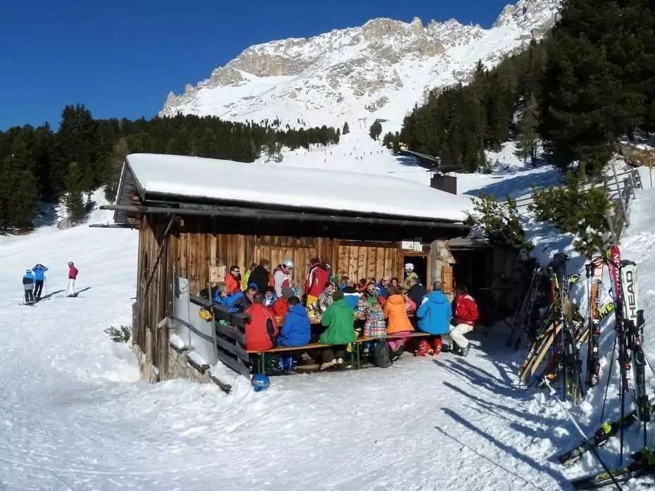 après-ski in Karneid