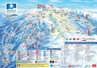 après-ski in Jasná (lage tatra)