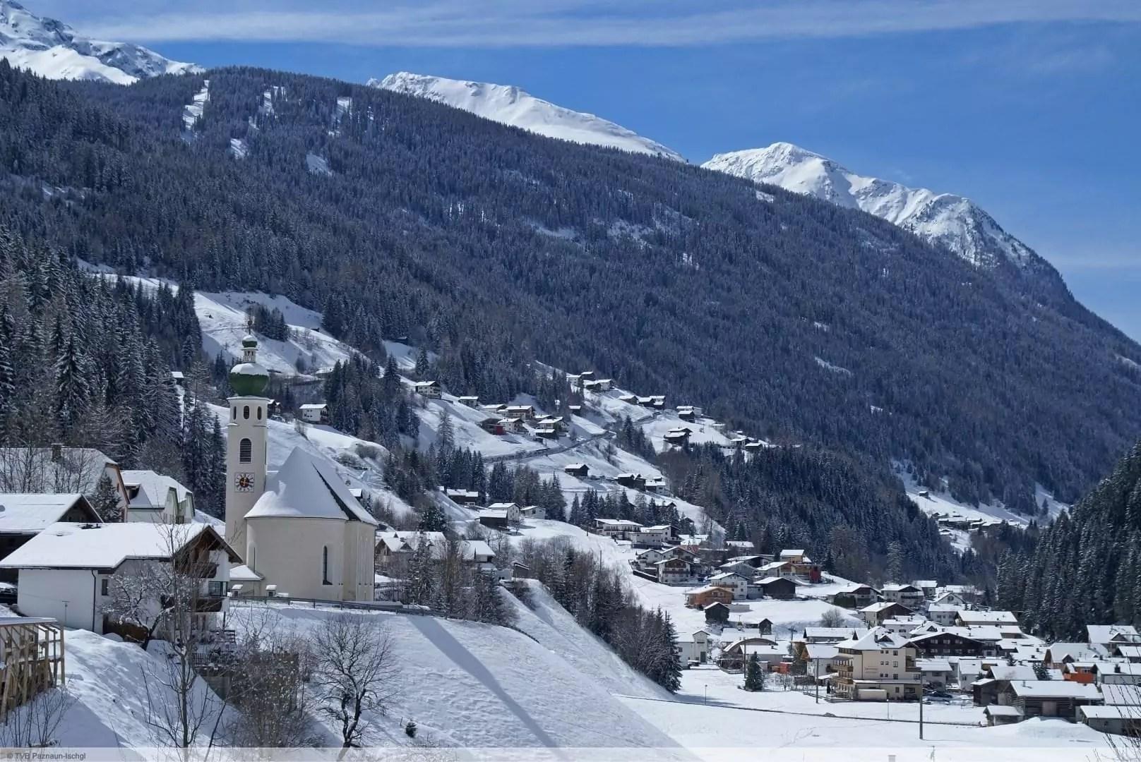 wintersport en aanbiedingen in See im Paznauntal