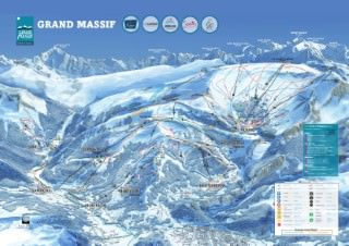 après-ski in Flaine