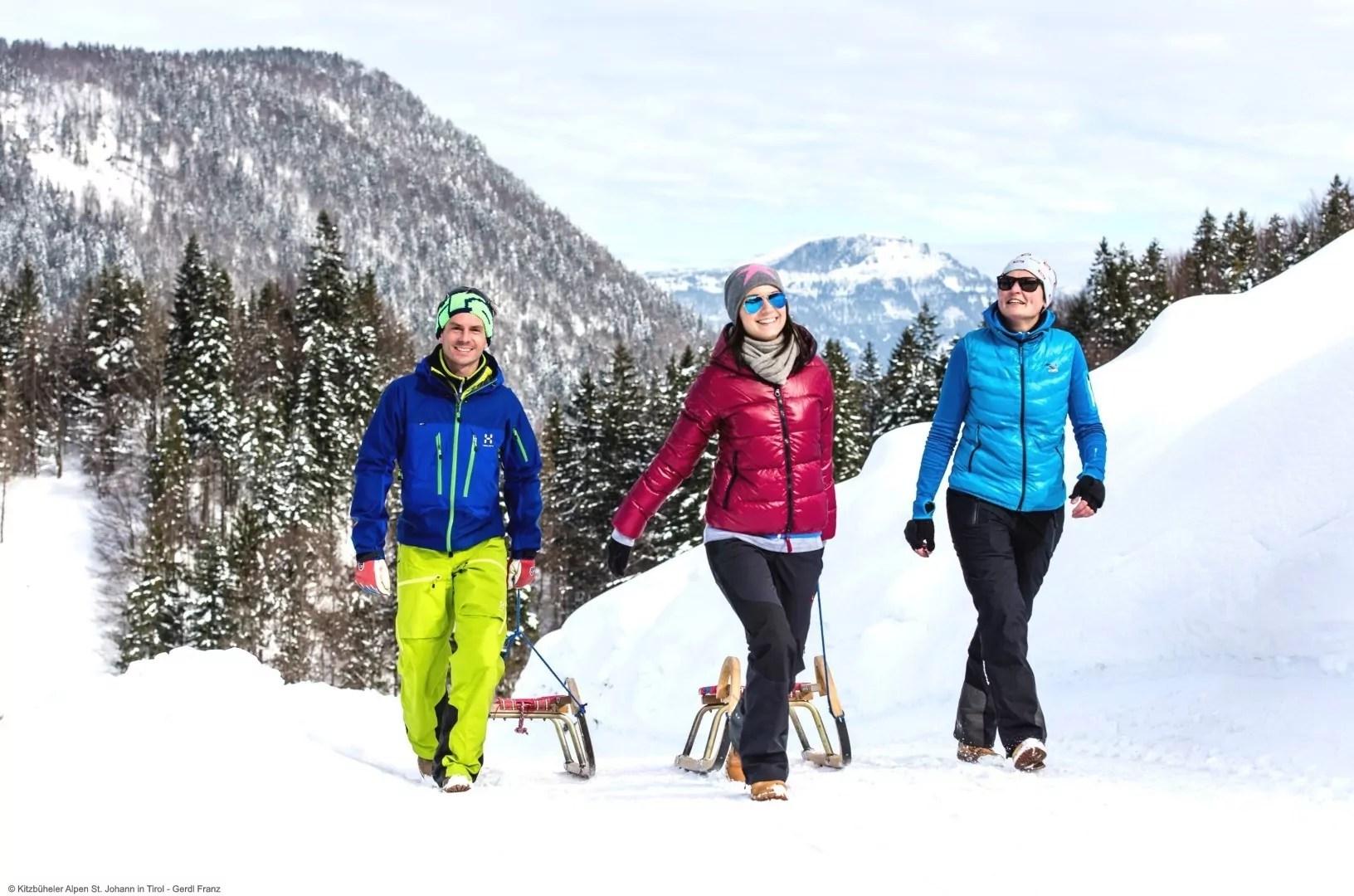 après-ski in St. Johann in Tirol
