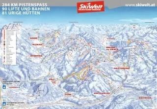 après-ski in Scheffau