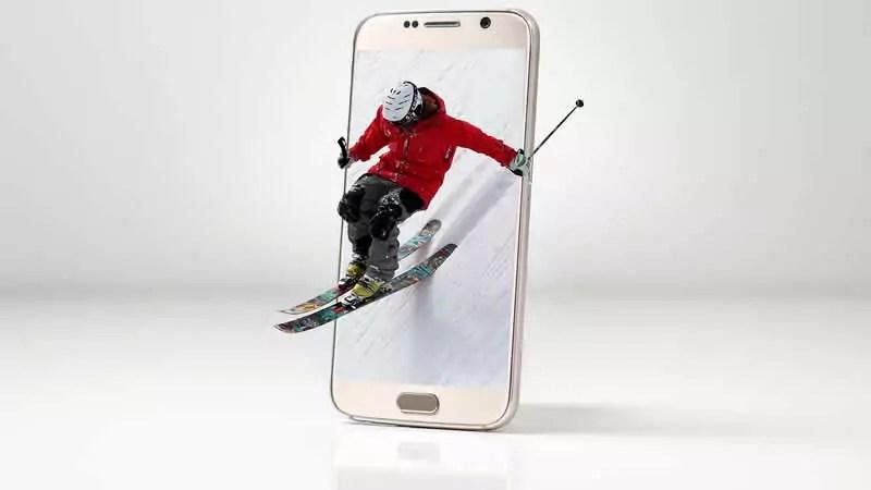 Handige apps voor de wintersport