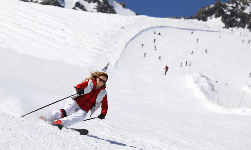 Top5 skigebieden