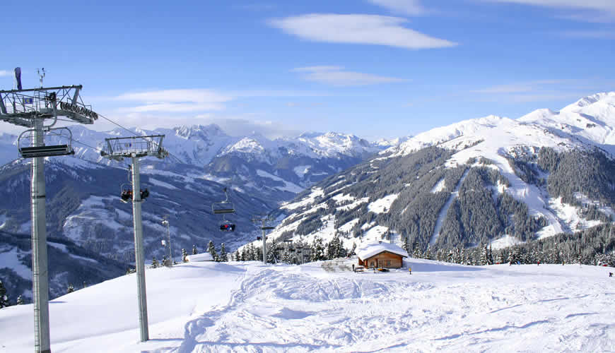 Wintersport Wilder Kaiser