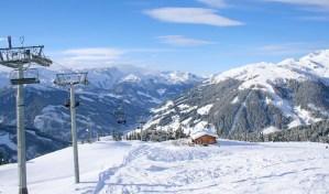 Wintersport januari, met kerst en oud & nieuw