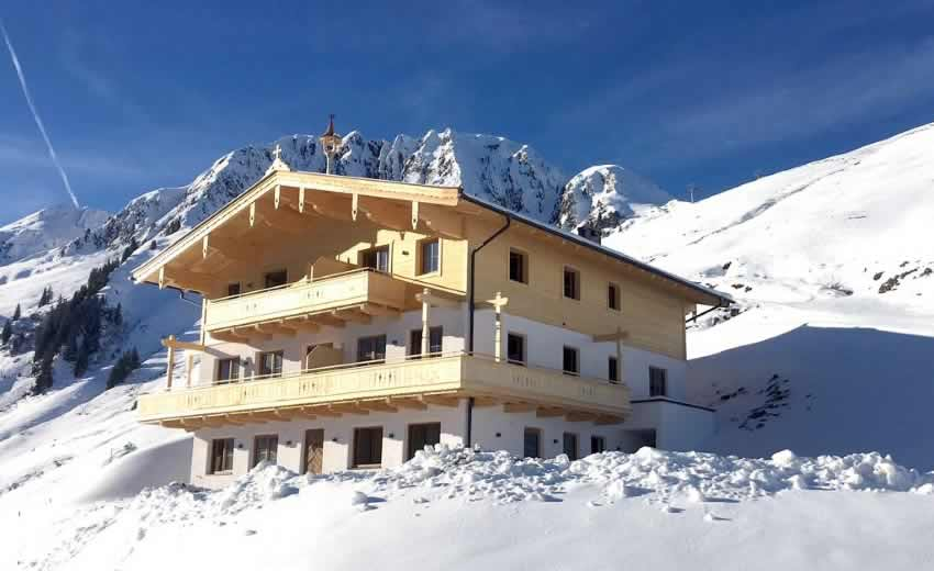 Trattenbach Suites Pass Thurn