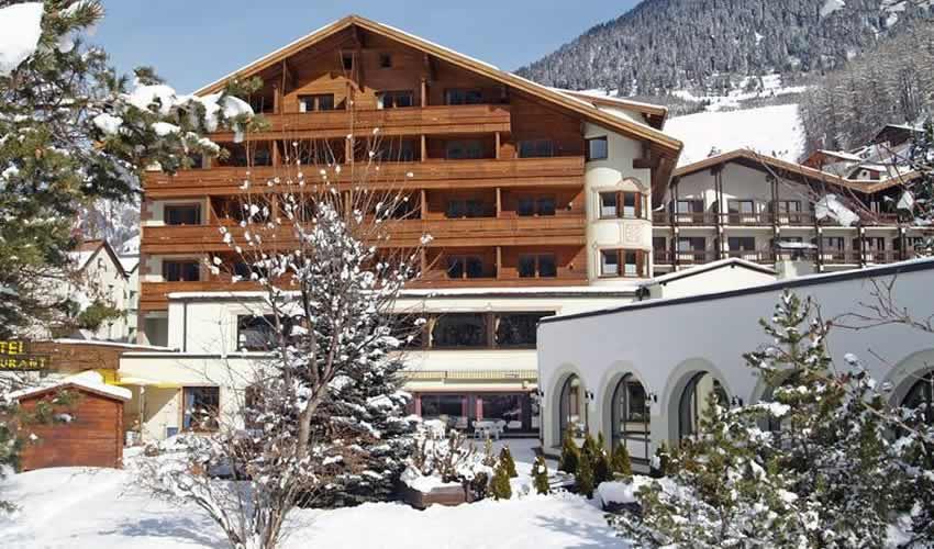 Hotel in Nauders