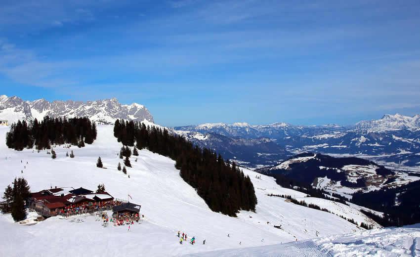 Wintersport Wilder Kaiser Brixenthal