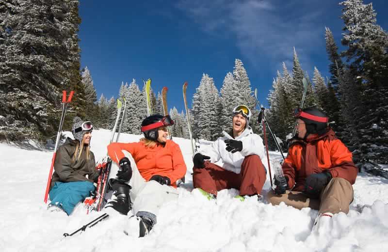 Last minutes wintersport